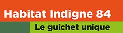 Habitat Indigne 84 Logo